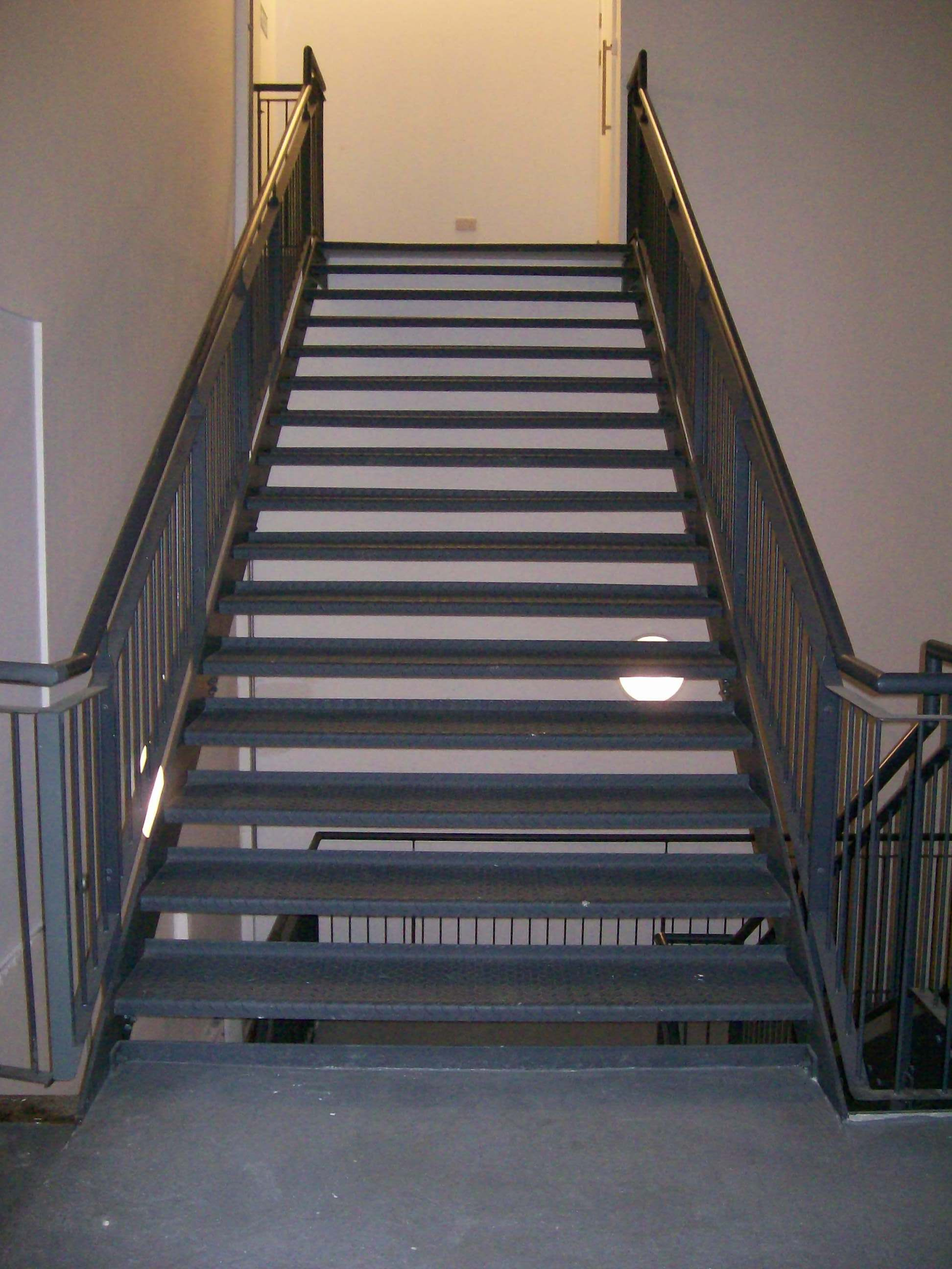 COMMERCIAL STAIRS #1. «